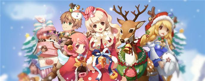 3733圣诞节福利游戏合集